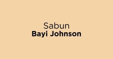Sabun Bayi Johnson