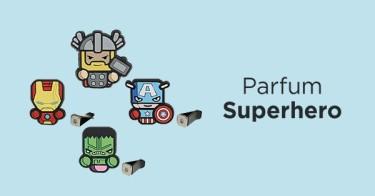 Parfum Mobil Superhero