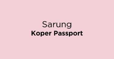 Sarung Koper Passport