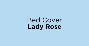 Bed Cover Lady Rose