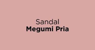 Sandal Megumi Pria