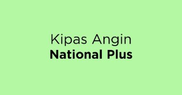 Kipas Angin National Plus