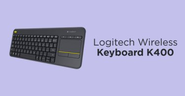 Logitech Wireless Keyboard K400