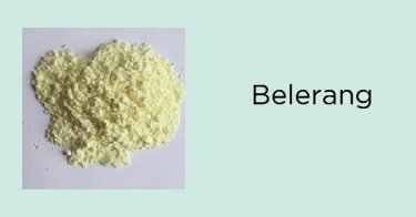 Belerang