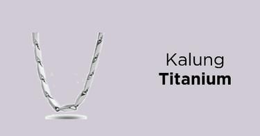 Kalung Titanium