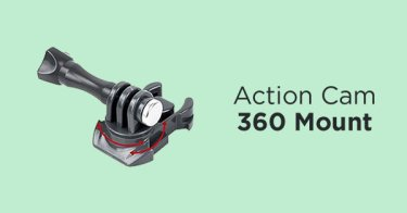 Action Cam 360 Mount