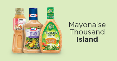 Mayonaise Thousand Island