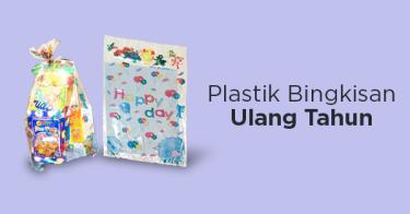 Plastik Ulang Tahun
