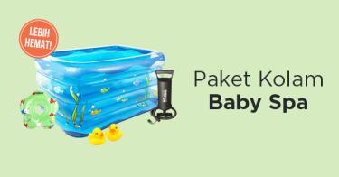 Paket Kolam Baby Spa