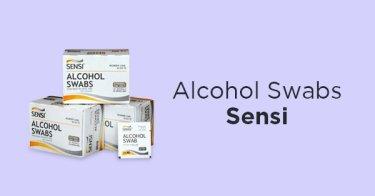 Alcohol Swabs Sensi