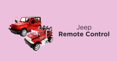 Mobil Jeep RC