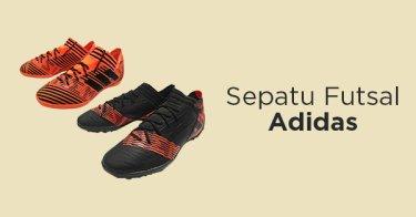 Jual Sepatu Futsal Adidas  d3b83bae88