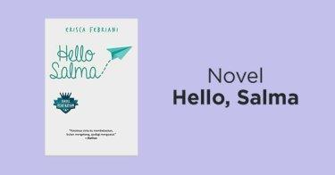 Novel Hello, Salma