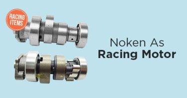 Noken As Racing Motor