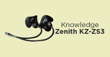 Knowledge Zenith KZ-ZS3