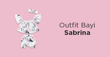 Baju Bayi Sabrina