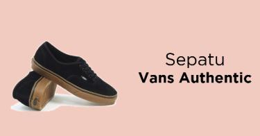 Jual Sepatu Vans Authentic - Beli Harga Terbaik  d81218715a