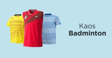 Kaos Badminton