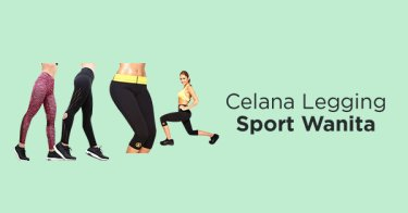 Legging Olahraga Wanita