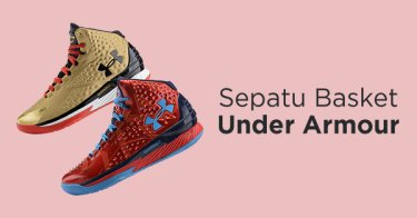 Sepatu Basket Under Armour