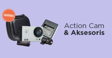 Action Cam & Accessories