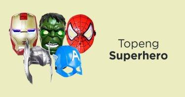 Topeng Superhero