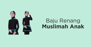 Baju Renang Muslimah Anak