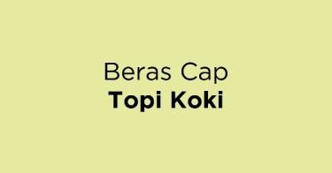 Beras Cap Topi Koki