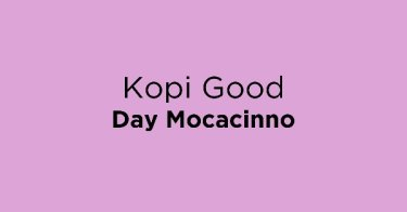 Kopi Good Day Mocacinno