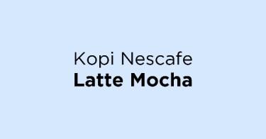 Kopi Nescafe Latte Mocha