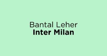 Bantal Leher Inter Milan