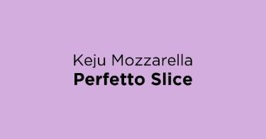 Keju Mozzarella Perfetto Slice