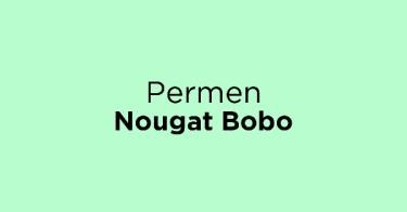 Permen Nougat Bobo