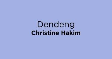 Dendeng Christine Hakim