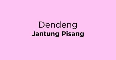 Dendeng Jantung Pisang