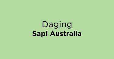 Daging Sapi Australia