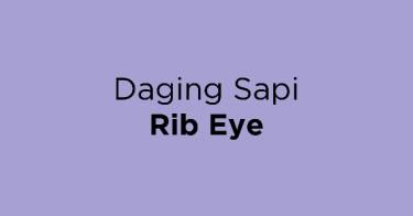 Daging Sapi Rib Eye