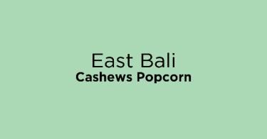 East Bali Cashews Popcorn