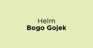 Helm Bogo Gojek