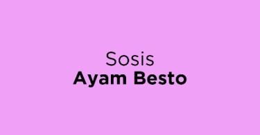 Sosis Ayam Besto
