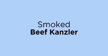 Smoked Beef Kanzler