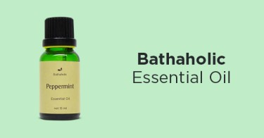 Bathaholic Essential Oil