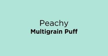 Peachy Multigrain Puff