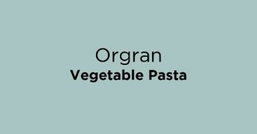Orgran Vegetable Pasta