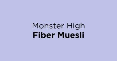 Monster High Fiber Muesli