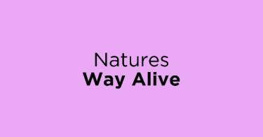 Natures Way Alive