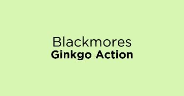 Blackmores Ginkgo Action