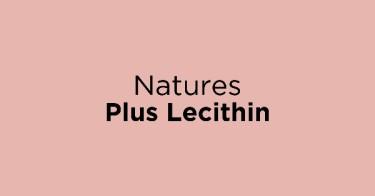 Natures Plus Lecithin