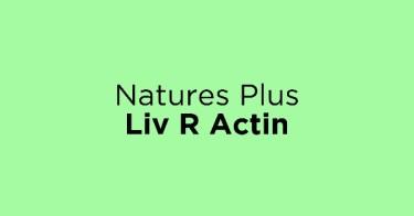 Natures Plus Liv R Actin