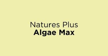 Natures Plus Algae Max